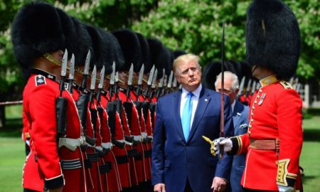 Trump inglaterra