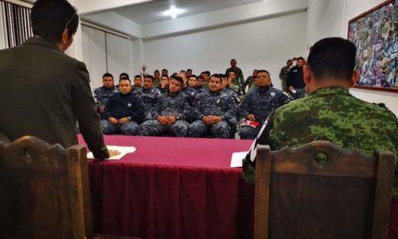 guardia nacional, agentes, inm, migrantes, frontera sur