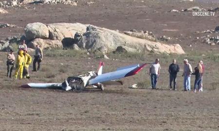 San Diego, avioneta, accidente, accidente aéreo, aeropuerto