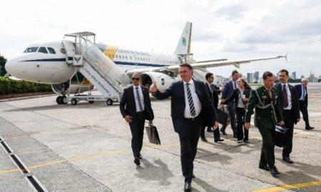 bolsonaro, brasil, cocaína, avión, narcotráfico