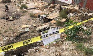 Tijuana, basureros clandestinos, basureros, clausurado, Ayuntamiento