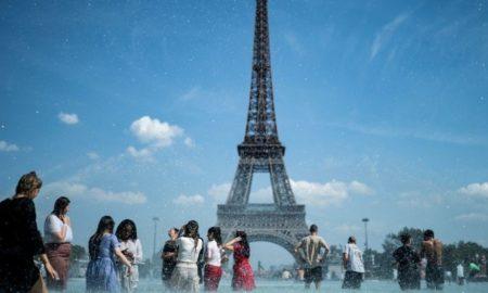 francia, calor, europa, parís, temperaturas, clima