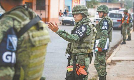 guardia nacional, frontera sur, centroamérica, migración, migrantes