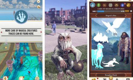 videojuegos, harry potter, celular, celulares, aplicaciones
