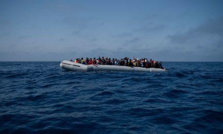 migrantes, migración, Grecia, Turquía, bote migrante