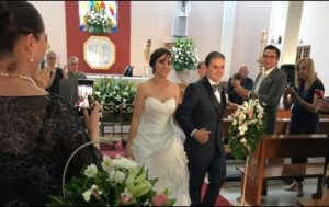 Matrimonio Por Accidente : Video: futbolista provoca accidente en el que mueren recién casados