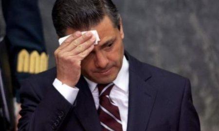 EPN, expresidente, nacional, desvío de recursos, empresas fantasma, México