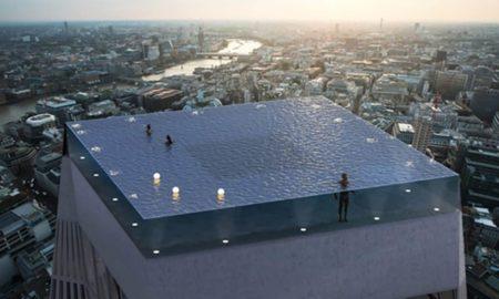 arquitectura, Londres, rascacielos, edificios, tecnología