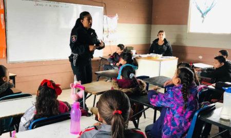 escuelas, Tijuana, prevención del delito, alumnos, programa educativo