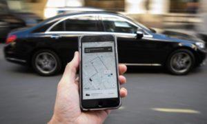 uber, conductor, usuaria