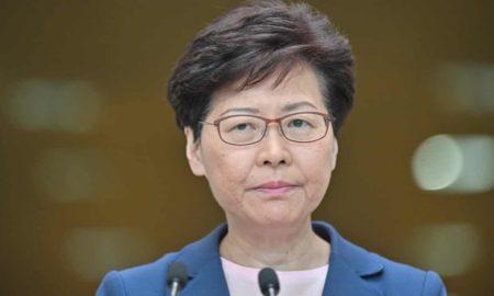 Hong Kong, ley de extradición, Carrie Lam, protestas