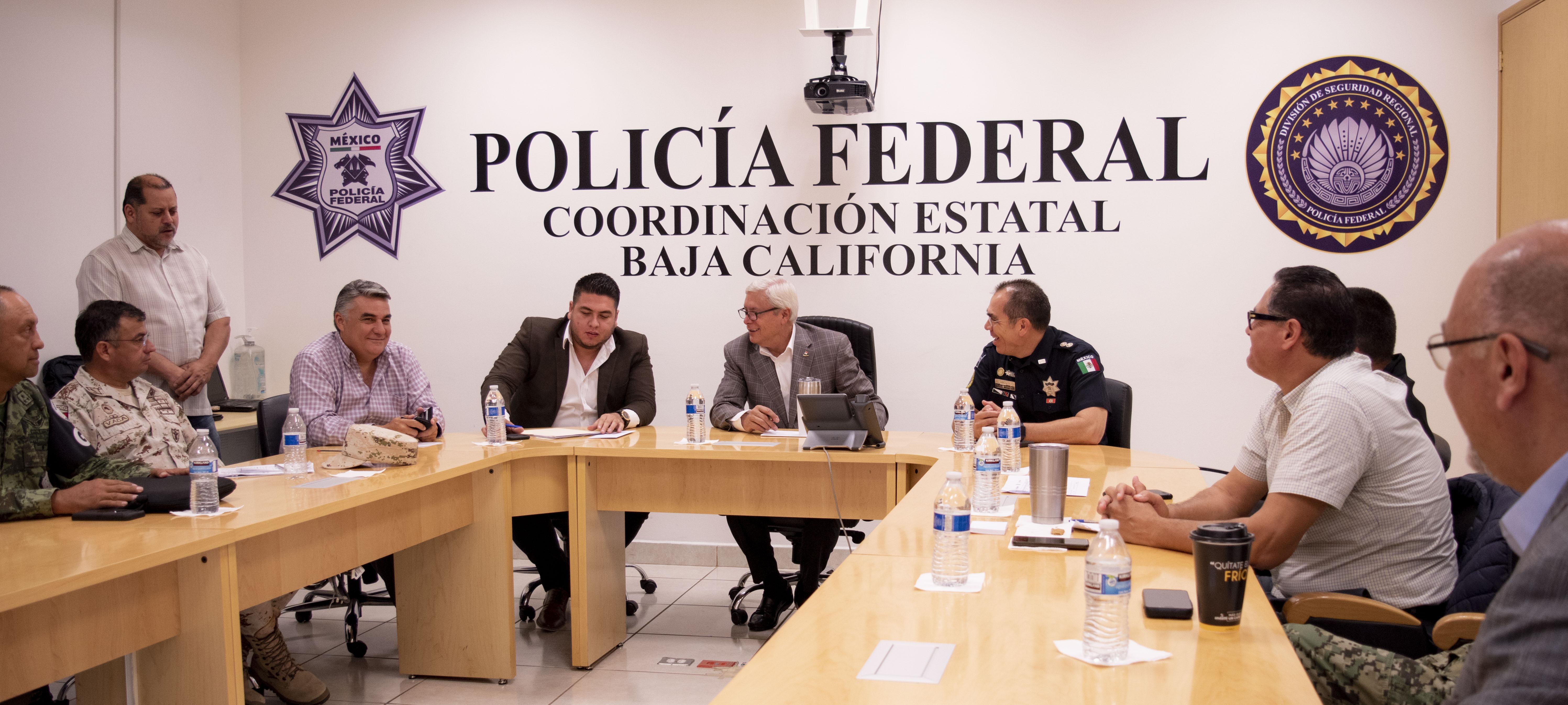 Se Despliega Guardia Nacional En Tijuana Y Tecate Bonilla