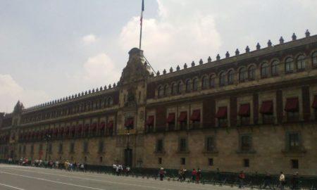 palacio nacional, departamento, amlo