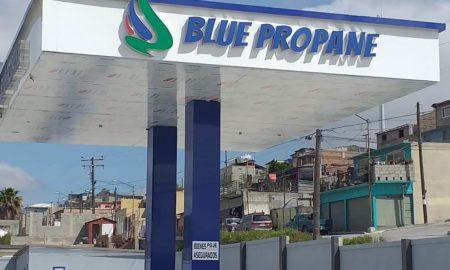 blue propane, gasera, sie, pgje, tijuana