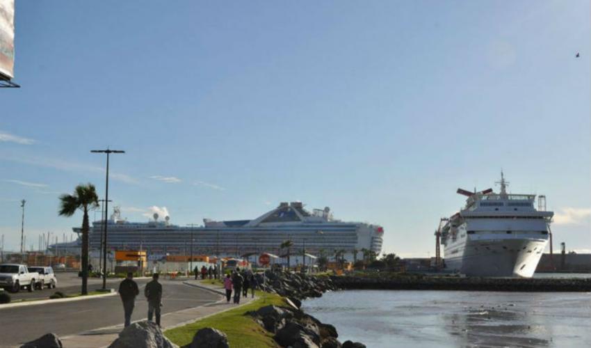 cruceros, Ensenada, coronavirus, salud pública