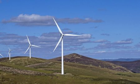 ciencia, tecnología, medio ambiente, viento, energía eólica, escocia