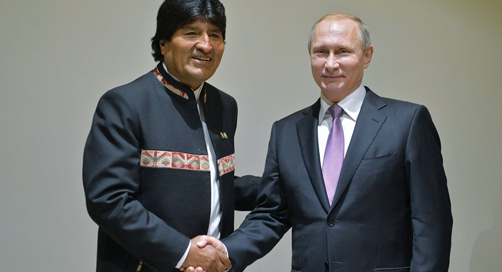 evo morales, vladimir putin, rusia, bolivia, destacados, nuclear