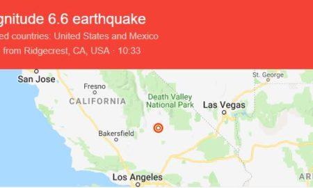 sismo, los ángeles, tijuana, temblor, escala richter, destacados