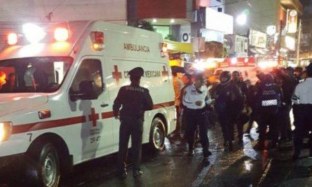 metro, tacuba, balacera, heridos, muerto, menor, ciudad de méxico