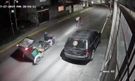 mototaxista, joven, secuestro