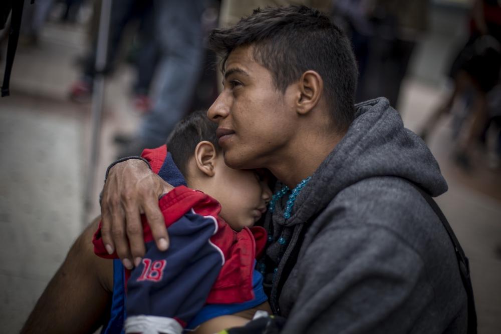 albergues migrantes
