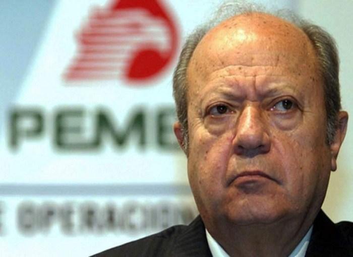 destacados, pemex, líder sindical, romero deschamps, denuncia