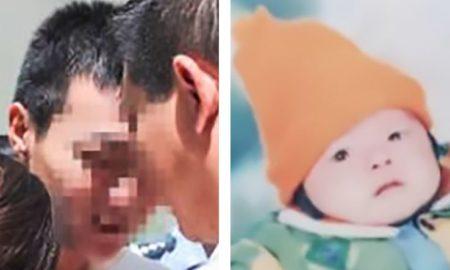 secuestrado, bebé, familia, china, viral, reconocimiento facial