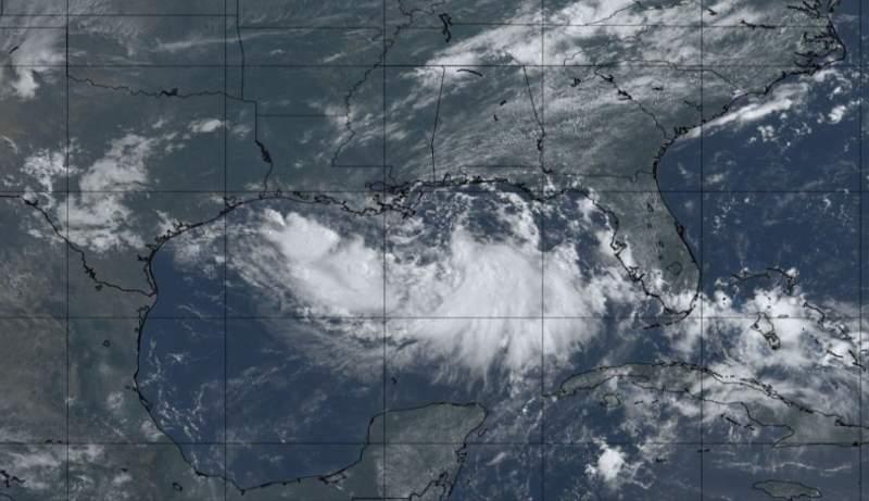 tormenta tropical, clima, huracán, golfo de méxico, lluvias, vientos