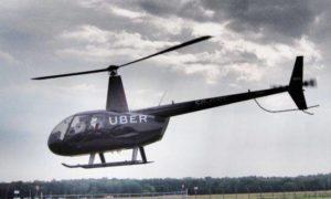 viral, curiosidades, uber, nueva york, helicóptero