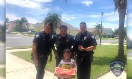 911, florida, policía, pizza, viral, emergencia