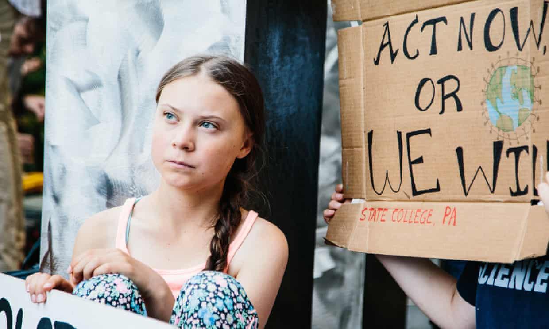 Steven Mnuchin, emisiones, carbono, Greta Thunberg, ONU