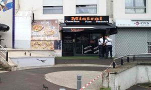 mesero, asesinato, francia, disparos, parís, viral