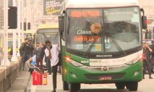 brasil, autobús, secuestro, río de janeiro