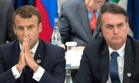 francia, macron, bolsonaro, brasil, unión europea, ue, mercosur