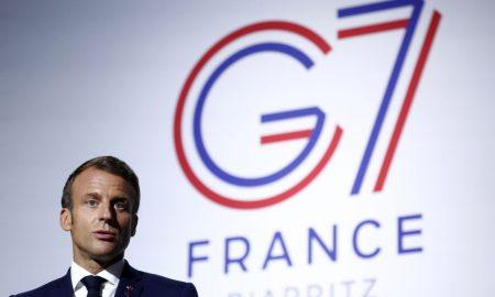 amazonas, incendios, G7, Francia, Bolsonaro, Macron, destacados