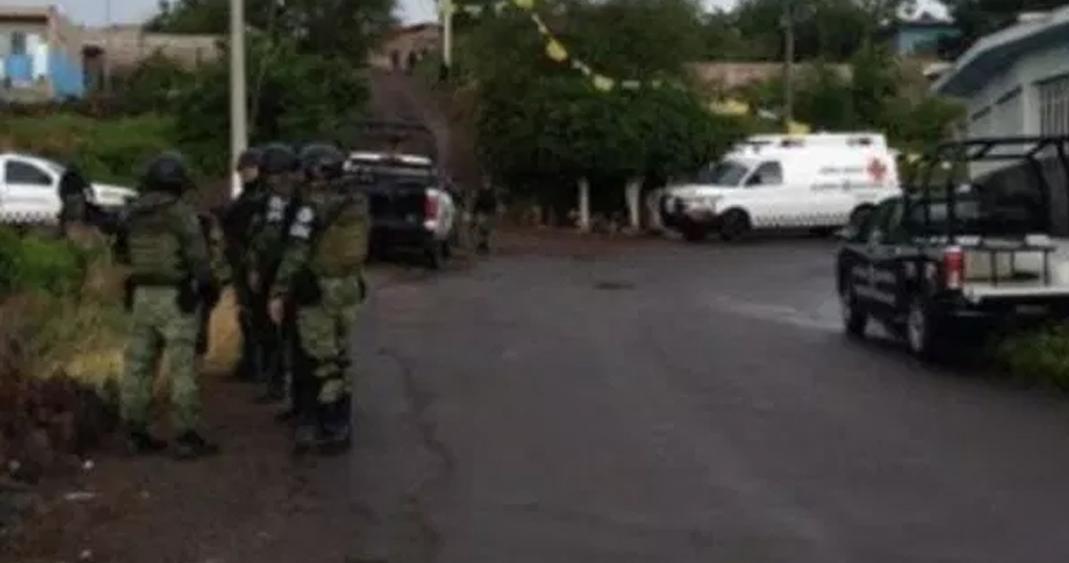 guardia nacional, muerte, ataque armado, guanajuato, combate