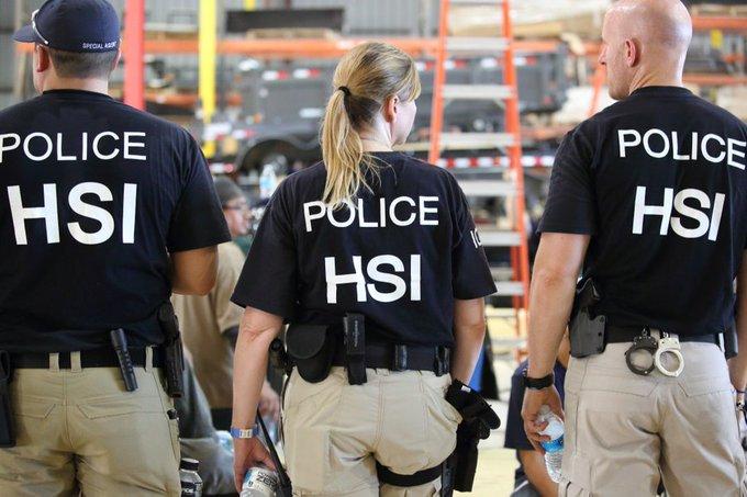 ice, redada, migrante, detenidos, mississippi, estados unidos