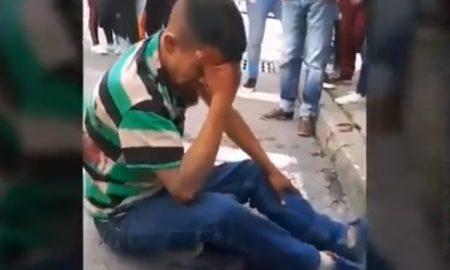 ladrón, colombia, madres de familia, golpean, viral, video