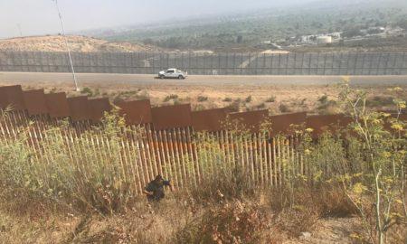 malla fronteriza