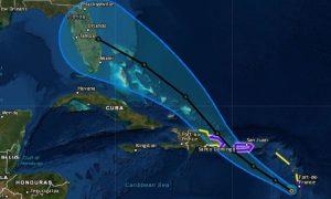 dorian, tormenta tropical, huracán, puerto rico, clima