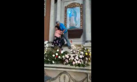 virgen de guadalupe, imagen, iglesia, tamaulipas