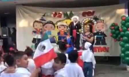 mexico, niño, grito, grito de independencia