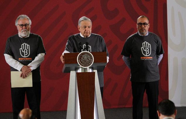 ayotzinapa, caso ayotzinapa, amlo