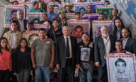 normalistas, desaparecidos, amlo, noticias hoy