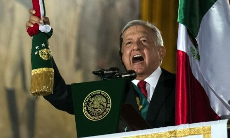 AMLO, López Obrador, Independencia, destacados
