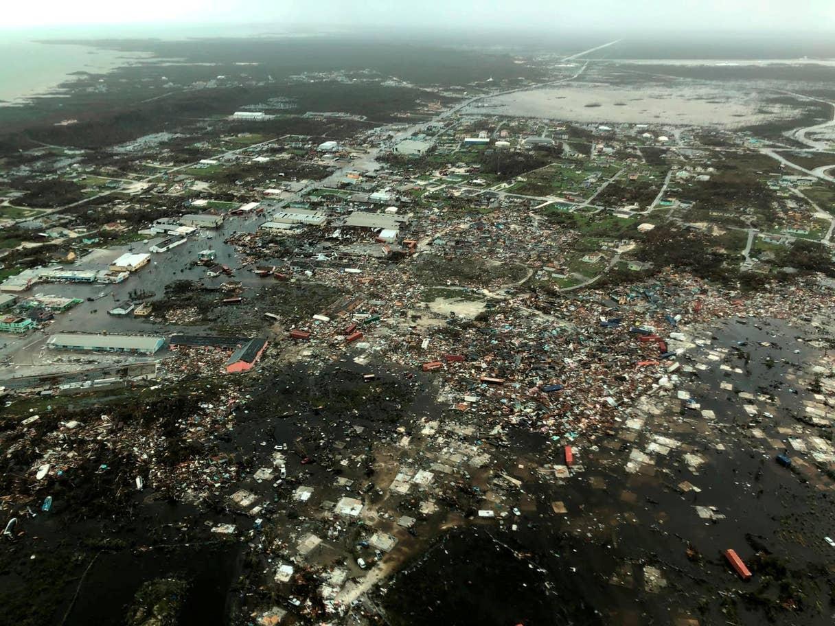 Dorian, huracán, Bahamas, tormenta tropical, Florida