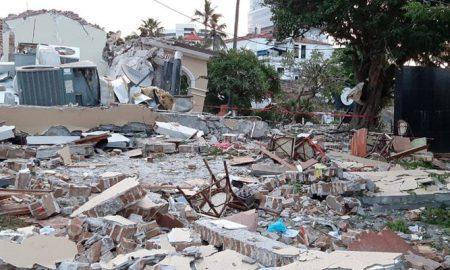 explosion, hotel, veracruz