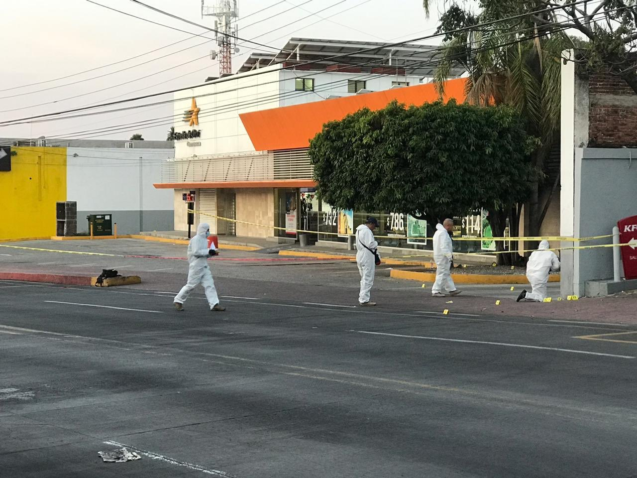 Cuernavaca, central de autobuses, ataque armado, homicidio