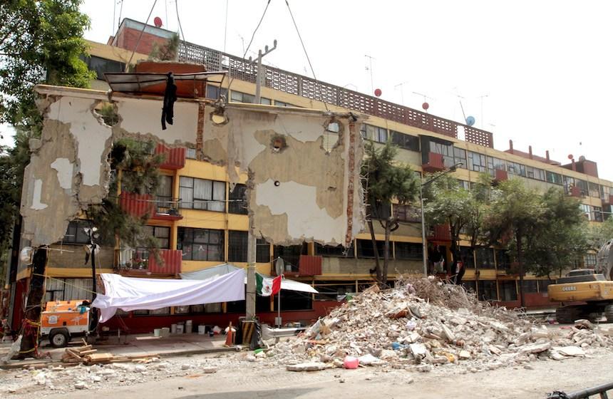 sismo, cdmx, ciudad de méxico, damnificados, sheinbaum