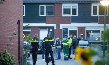 Dordrecht, Holanda, homicidio, policía